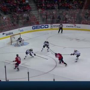 Devan Dubnyk Save on Mike Green (02:02/3rd)