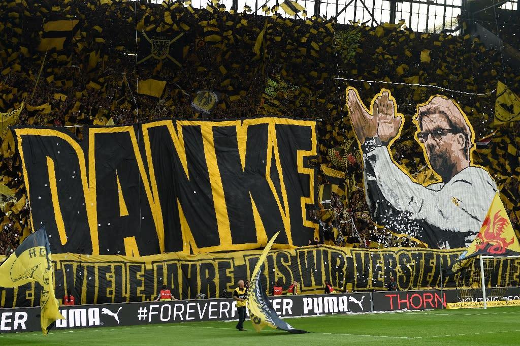 Dortmund wish Klopp 'all the best'
