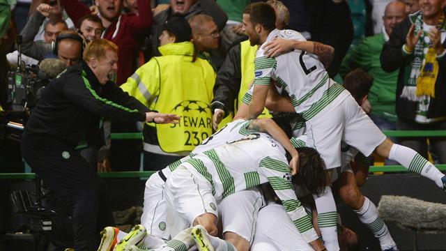 Champions League - Lennon: 'The greatest thing I have ever done'