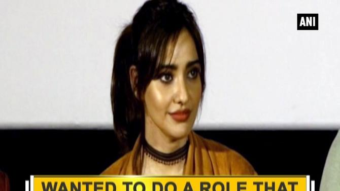 Wanted to do a role that had some potential: Neha Sharma