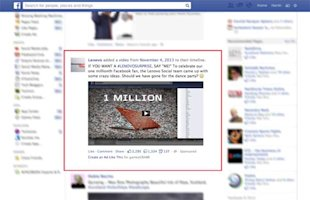 6 Things You Should Not Miss While Running Facebook Ads image facebook timeline ad