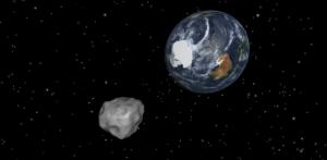 150-Foot Asteroid Has Close Encounter with Earth This Week