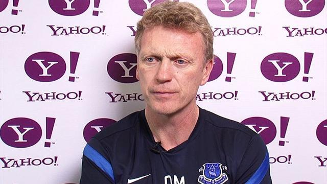 The Dugout - Moyes: Neville a tough man to replace