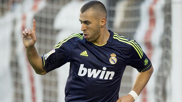 Champions League - Benzema out of Dortmund clash