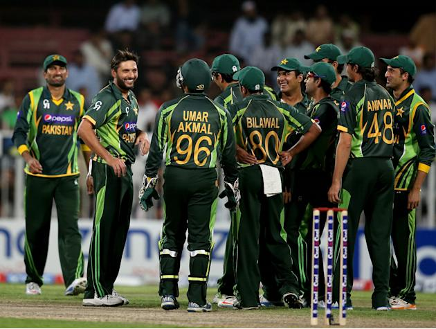 Pakistan v Sri Lanka - 1st One Day International