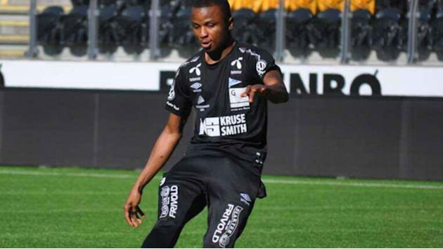 I hope to follow in Iheancho's footsteps, says Chidiebere Nwakali