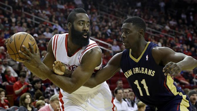 Rockets rally to beat Pelicans 107-98