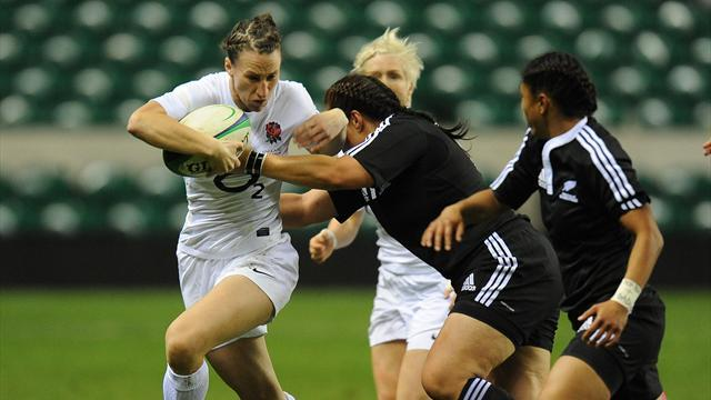 Rugby - England women have the edge