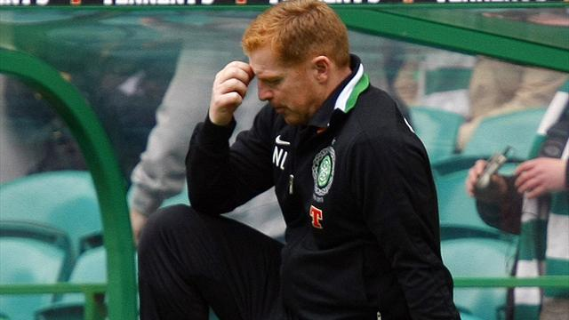 Scottish Football - Celtic held by Arbroath in Cup