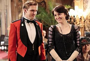 Dan Stevens, Michelle Dockery | Photo Credits: Nick Briggs/ITV for Masterpiece
