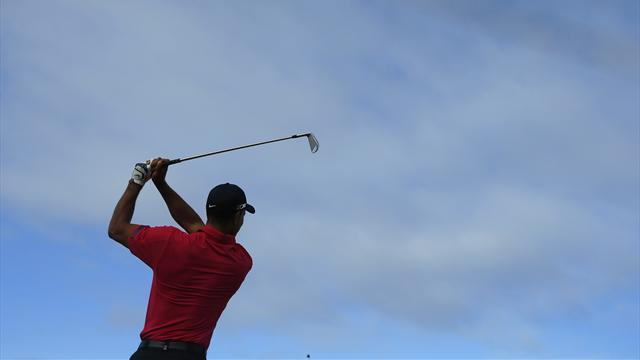 The Open Championship - Tiger shows good, bad and ugly side in opening round