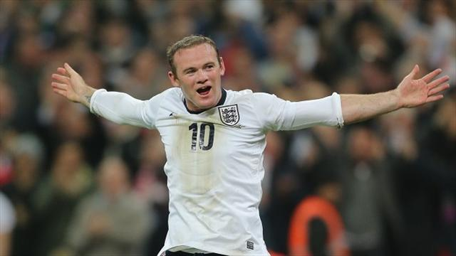 World Cup - Hodgson tips Rooney to shine