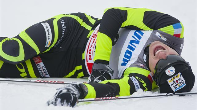Cross-Country Skiing - Manificat ruled out for over a month