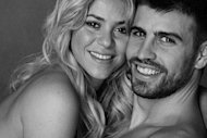 Shakira and Gerard Pique. UNICEF