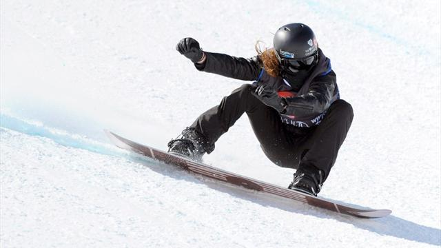 Snowboard - 50 to watch: White hungry for more gold in Sochi