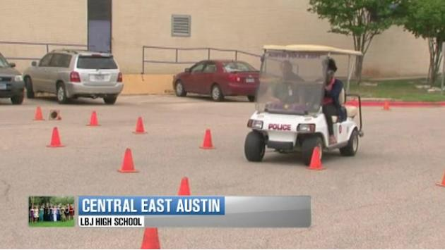 APD warns students of prom dangers