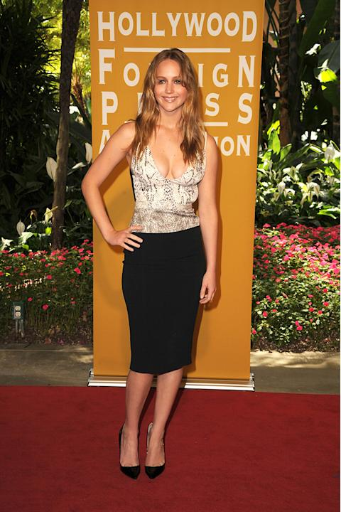 Hollywood Foreign Press Luncheon