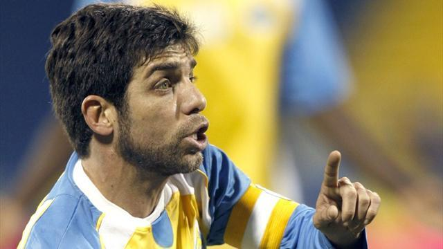 World Football - Juninho signs for New York Red Bulls