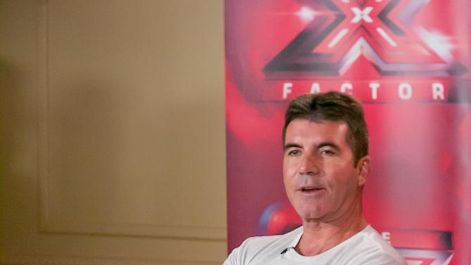 """""""The X Factor"""" Judges Press Conference"""