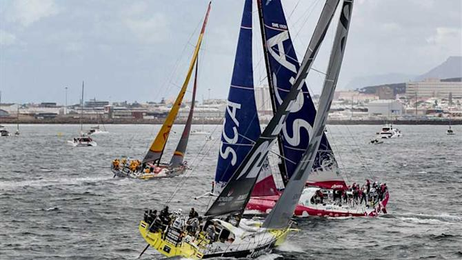 Sailing - Ocean Race to resume on Wednesday after cyclone