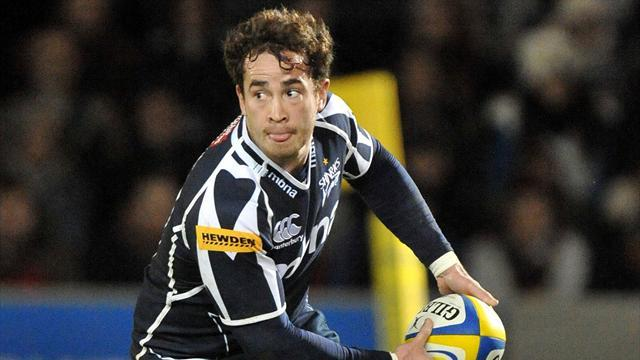 Premiership - Cipriani 'hit by bus on fancy dress pub crawl'