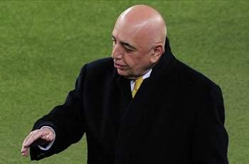 Galliani: Milan must finish third