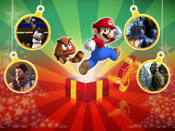 Holiday Guide 2011: Must-Have Games