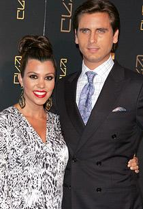 Kourtney Kardashian and Scott Disick | Photo Credits: Jim Spellman/WireImage.com