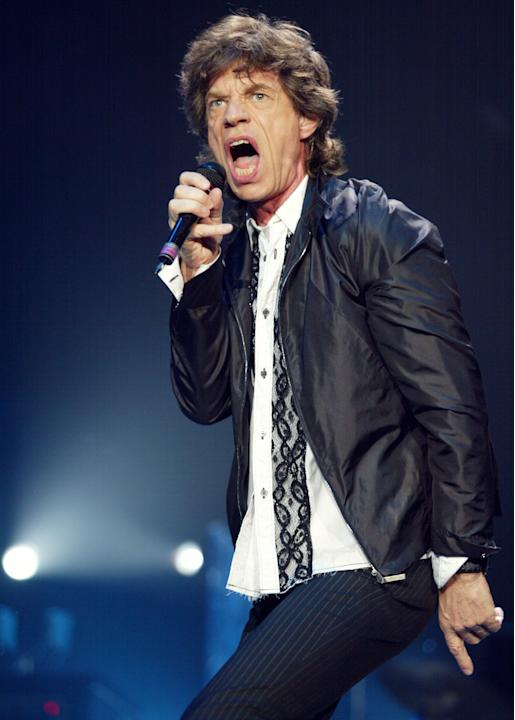 Mick Jagger/ The Rolling Stones