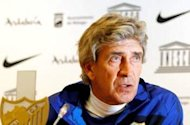 Porto won by an offside goal, says Malaga's Pellegrini