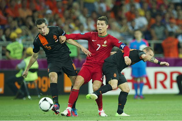 Group B: UEFA EURO 2012 - Portugal v Netherlands