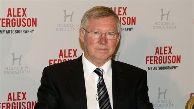 Premier League - Fergie says success down to beatings with belt