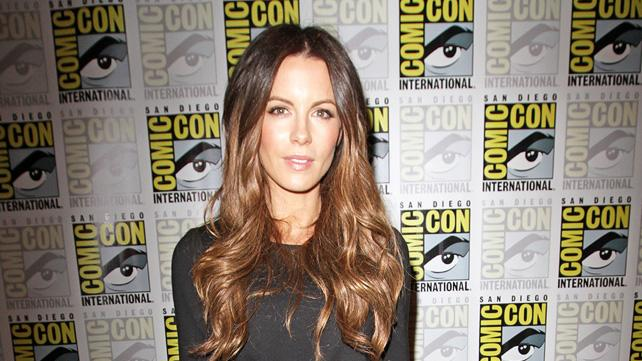 Kate Beckinsale Comic Con