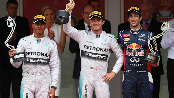 Monaco Grand Prix - Rosberg wins in Monaco; Hamilton: 'We're not friends'