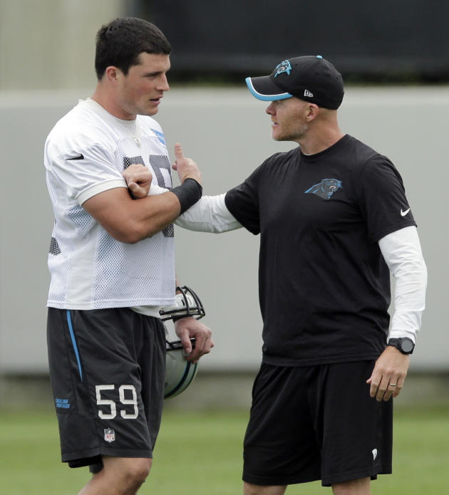 Gettleman looks to make it 3 straight playoffs Panthers
