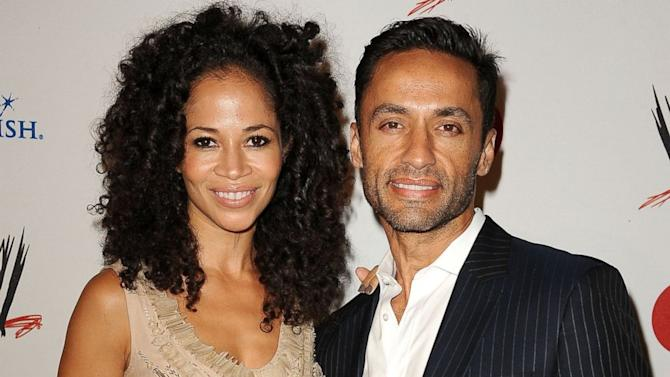 How Sherri Saum and Kamar de los Reyes Manage Twin Boys