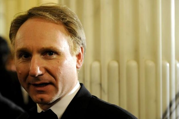 "Dan Brown rose to fame with ""The Da Vinci Code,"" which later became a Ron Howard movie"
