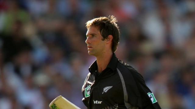 Cricket - Williamson ton as Kiwis hold off SA for win