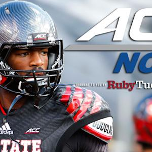 NC State's Dave Doeren: QB Jacoby Brissett Ready for Next Level | ACC Now