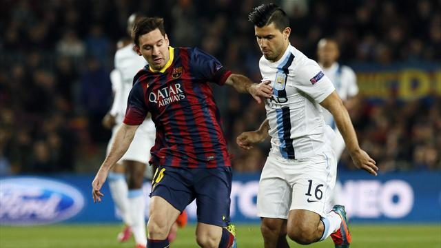 Premier League - Messi 'did not ask Barca to sign Aguero'