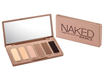 Urban Decay Naked Eye Basics