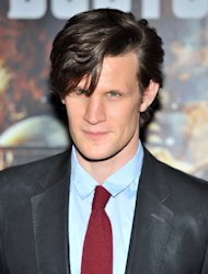 Matt Smith would use tardis to check out the Beatles
