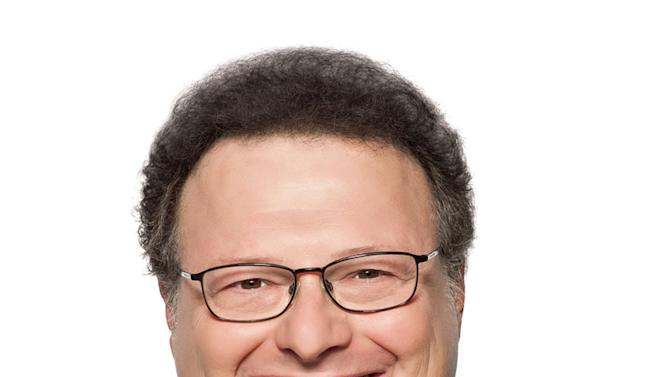 """Wayne Knight stars as Haskell Lutz in """"The Exes."""""""