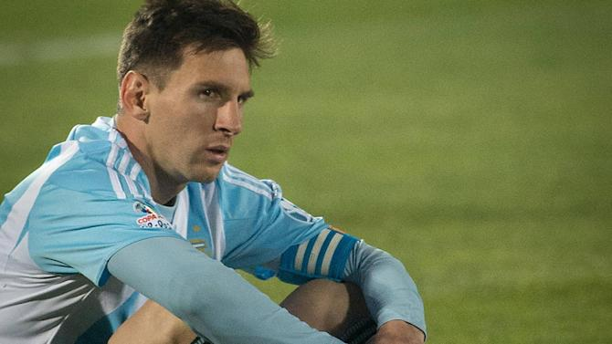Copa América - Is Lionel Messi destined to fail with Argentina?