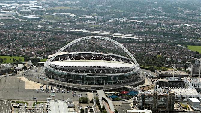 It had been suggested the naming rights of Wembley could be up for grabs
