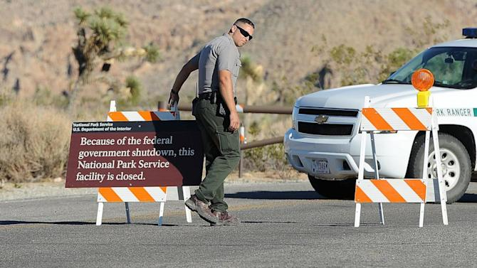 Shutdown Drama Puts National Park Service in Crossfire