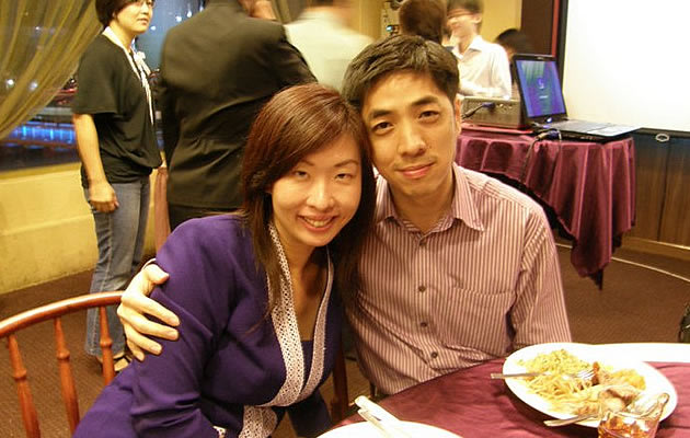 Violet Lim and Jamie Lee, founders of Lunch Actually / Image Credit: Yahoo.com