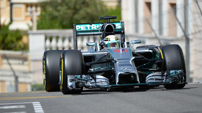 Formula 1 - Hamilton will come back stronger, says Button