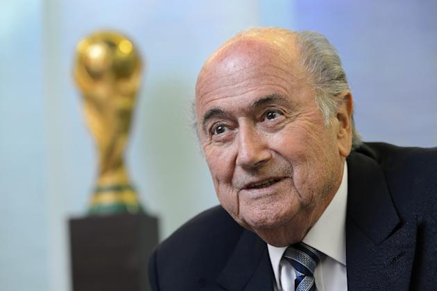 FIFA chief Sepp Blatter is tipped to secure a fifth term in office
