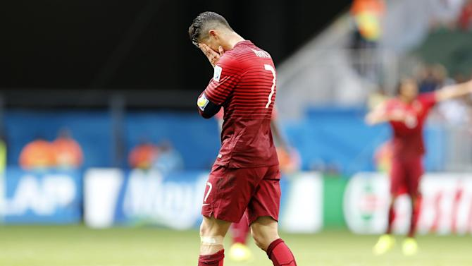 World Cup - Portugal beat Ghana as both sides crash out